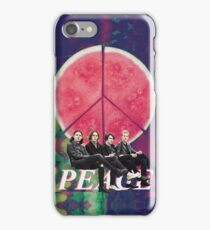 Peace - Delicious iPhone Case/Skin