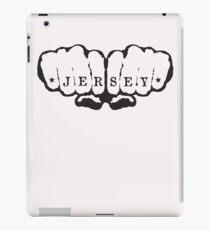 Jersey! iPad Case/Skin