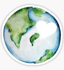 Love the Mother Earth Day Sticker