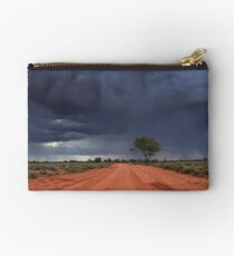 The Red Continent.... Studio Pouch