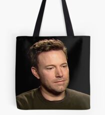 Sad Affleck Tote Bag