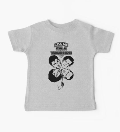 Kiss Me, I'm a Timelord Kids Clothes