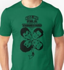 Kiss Me, I'm a Timelord Unisex T-Shirt