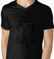 Kiss Me, I'm a Timelord Mens V-Neck T-Shirt