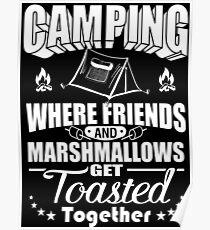 Camping Season Poster