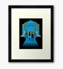 Watchmen Of Oz Framed Print
