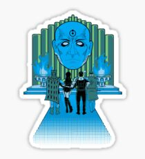 Watchmen Of Oz Sticker