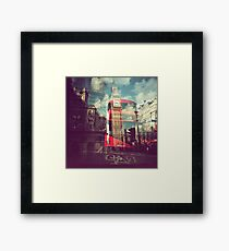 Nowhere like London Framed Print