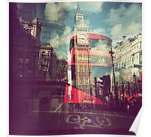 Nowhere like London Poster