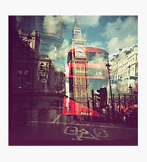 Nowhere like London Photographic Print