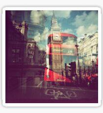Nowhere like London Sticker