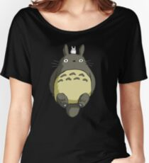 My Neighbour Totoro Women's Relaxed Fit T-Shirt