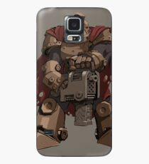 Steampunk Space Marine Case/Skin for Samsung Galaxy