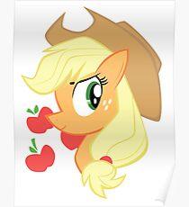 MLP: Applejack Poster