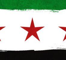 Syrian Revolution Flag Sticker