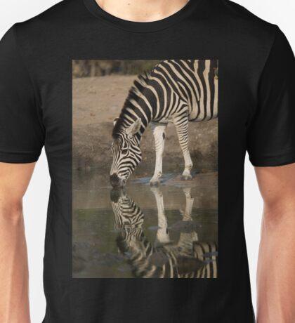 Zebra reflection T-Shirt