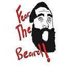 James Harden - Fear the Beard! #2 by samdezzy43