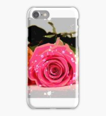 Posterise roses iPhone Case/Skin