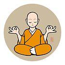 Zensei Zazen  (orange)  by 73553