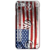 USA VW iPhone Case/Skin