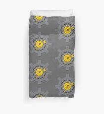 Vault 111 Duvet Cover