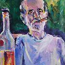 Cuban portrait by christine purtle