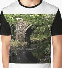 Holne Bridge Graphic T-Shirt