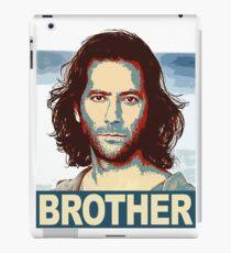Lost - Desmond Brother iPad Case/Skin