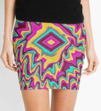 psytrance devil Mini Skirt