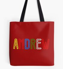 Andrew - Your Personified Merchandise Tote Bag