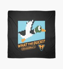 What the Duck!? (Game Cover) Scarf