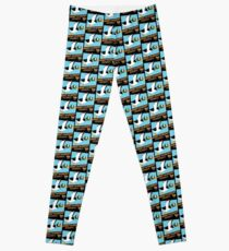 What the Duck!? (Game Cover) Leggings