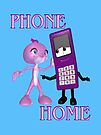 Phone Home  by LoneAngel