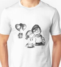 Carl and Ellie up romantic T-Shirt