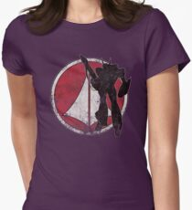 UN Spacy Womens Fitted T-Shirt