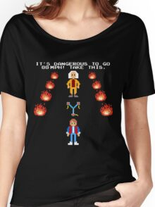 Back To The Zelda Women's Relaxed Fit T-Shirt