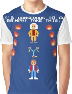 Back To The Zelda Graphic T-Shirt