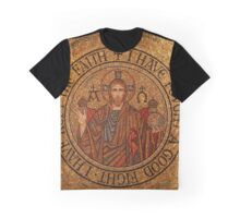 Godly Gold Graphic T-Shirt