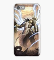 Angel of Justice iPhone Case/Skin