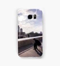 Cubicle lament - Southbank Melbourne Samsung Galaxy Case/Skin