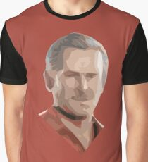 Uncharted - Sully Graphic T-Shirt