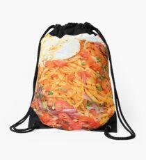 Stir Fry Drawstring Bag