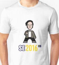 Sweden 2016 Unisex T-Shirt