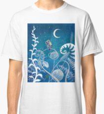 Little Amethyst Owl. Classic T-Shirt