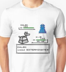 Doctor Who Pokemon Battle T-Shirt