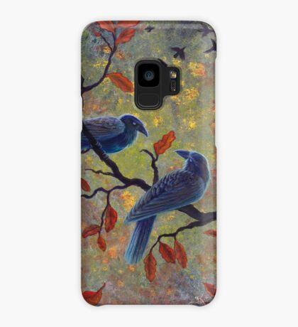 Autumn Ravens Case/Skin for Samsung Galaxy