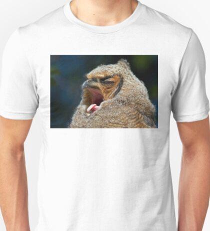 Great Horned Owlet T-Shirt