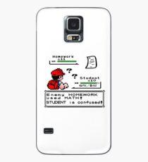 Homework Pokemon Battle Case/Skin for Samsung Galaxy