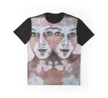Rorschach Twins Graphic T-Shirt
