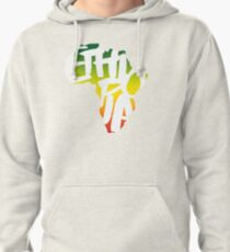 Ethiopia in Africa - White Pullover Hoodie